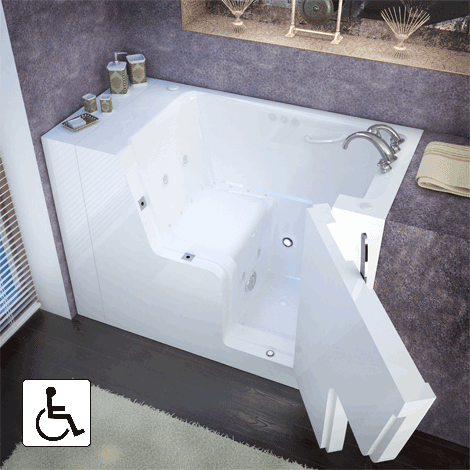 Wheelchair Bathtubs