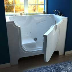 Wheelchair Accessible Bathtub